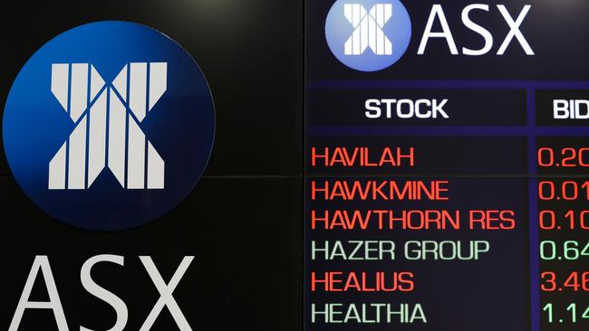 ASX tech meltdown shuts markets on eight-month high – NEWS.com.au
