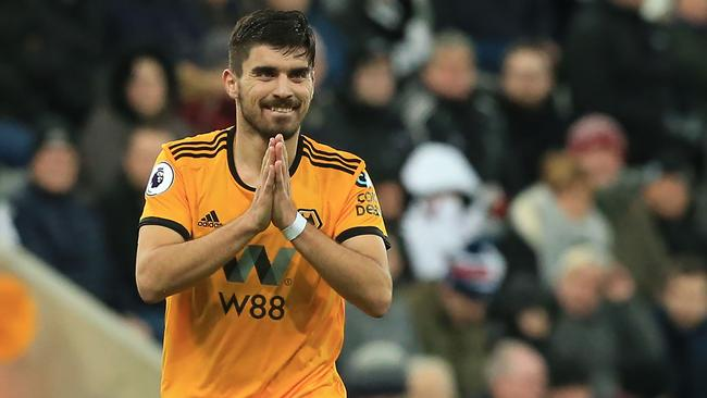 Ruben Neves could be on his way out of the West Midlands.