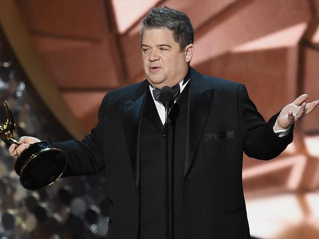 Oswalt has been absent from the public eye since his wife's unexpected death several months ago. Picture: Kevin Winter/Getty Images