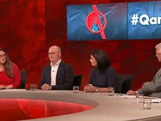 Everybody waits for Van Badham to deliver one of her lame rehearsed punchlines