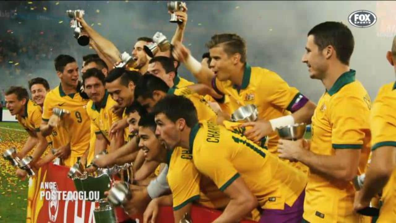 Relive Roos' Asian Cup glory