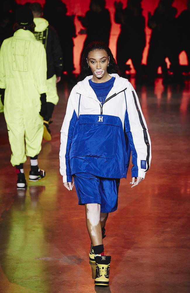 The line was designed to be worn by everyone. Picture: Getty Images for Tommy Hilfiger
