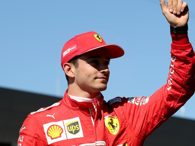 Charles Leclerc has continued his breakout season.