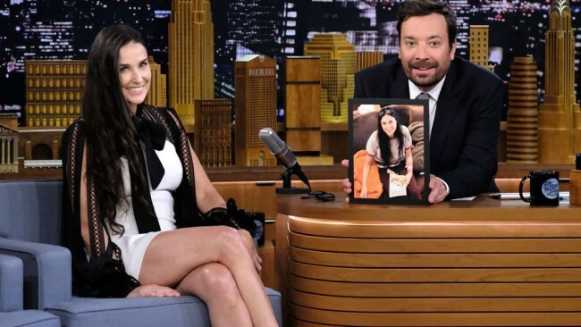 Source: Getty Images / Tonight Show with Jimmy Fallon