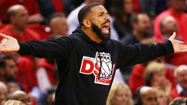 10167e6b532 Drake blasted for 'disrespectful' behaviour during Eastern Conference Finals