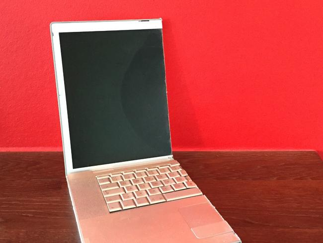 Laptops are getting smaller all the time. Picture: eBay
