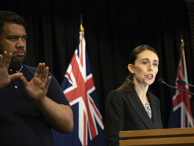 New Zealand Prime Minister Jacinda Ardern has announced a royal commission into the mosque shootings. Picture: Yelim Lee
