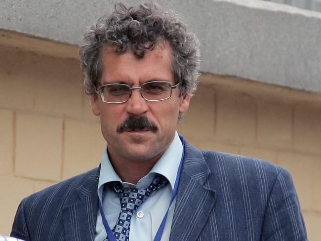 Whistleblower Grigory Rodchenkov in 2007
