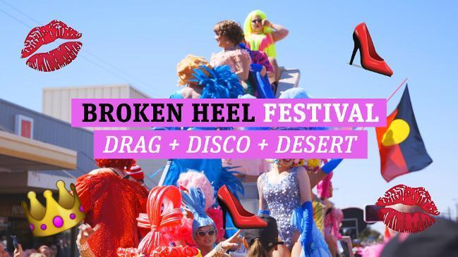 Broken Heel Festival: Drag, Diva and Disco