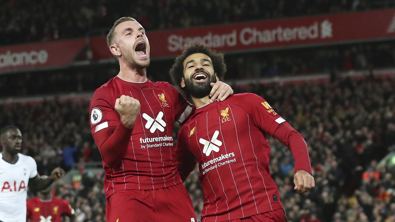 Liverpool extended their stay at the top of the Premier League ladder