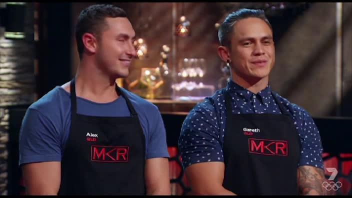 MKR: Alex and Gareth are out of the show