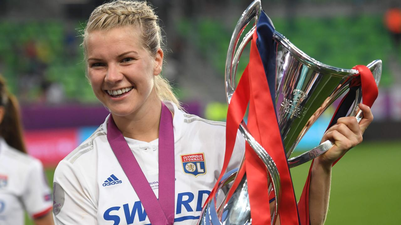 Ada Hegerberg is the best player in Women's football at the moment, but she won't be at the World Cup