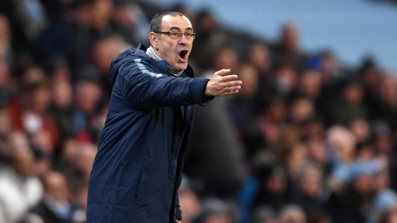 It is not yet known if Chelsea manager Sarri was present during the crisis talks.