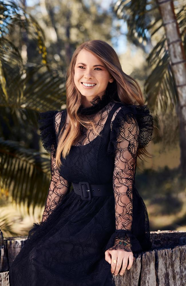 Bindi Irwin has reflected on love and loss as she prepares to turn 21. Picture: Russell Shakespeare