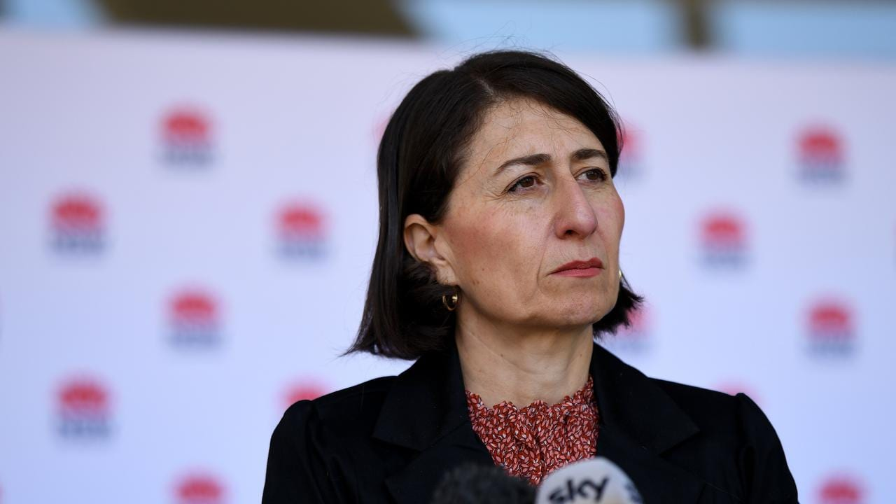 Gladys hits out over Victorian border restrictions thumbnail