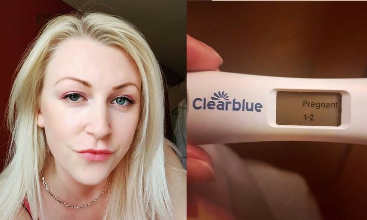 This woman is so addicted to pregnancy tests, she started a YouTube channel