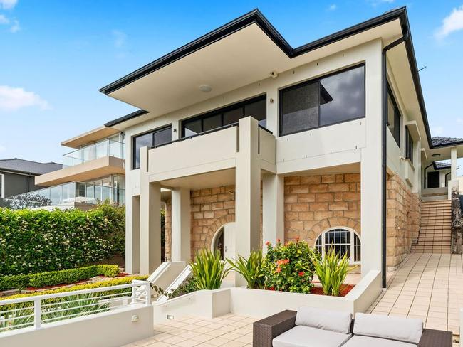 56 Kings Rd, Vaucluse, sold for $5.3 million on Saturday.