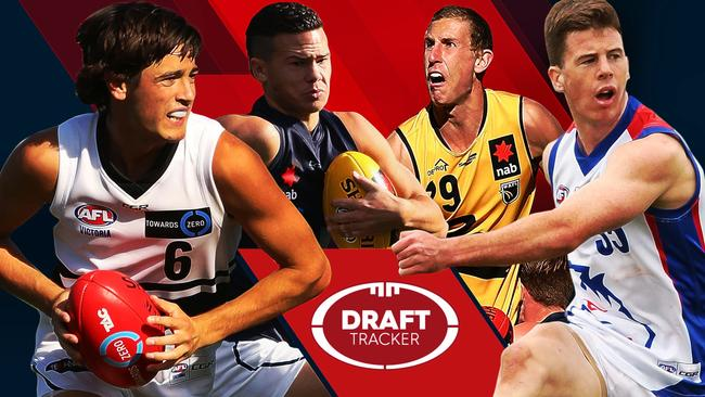 See every pick by every club in the 2017 AFL national draft tracker.