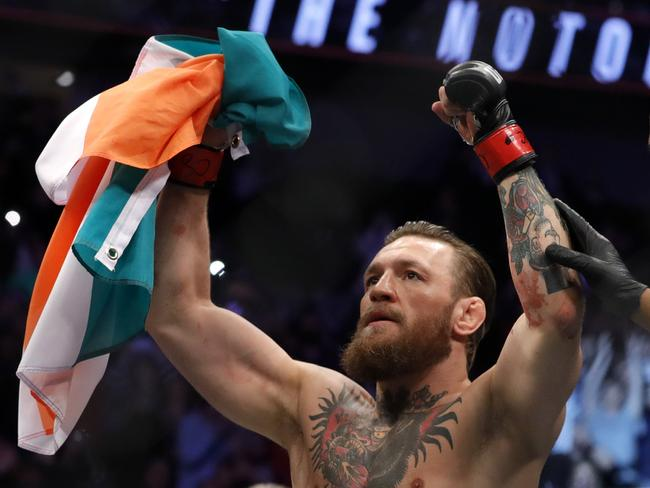 McGregor wants to take on Khabib in Russia.