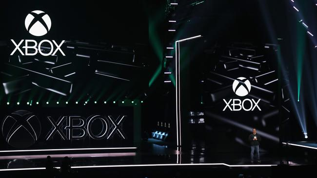 The new Xbox was promised to be released in time for the Christmas holiday shopping season in 2020. California. Picture: Getty Images