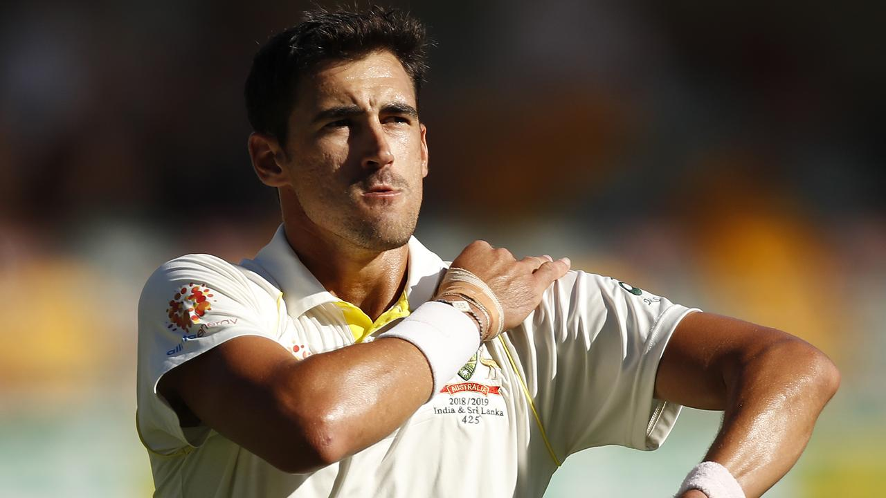 Bloggers Join In Welcoming U S Cultural Affairs Officers: Mitchell Starc Joins Australia's World Cup Walking Wounded