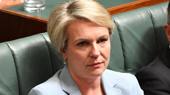 Shadow Minister for Education Tanya Plibersek. Picture: AAP/Mick Tsikas