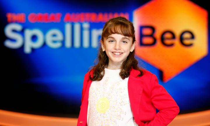 The Great Australian Spelling Bee - Alexia, 12, VIC