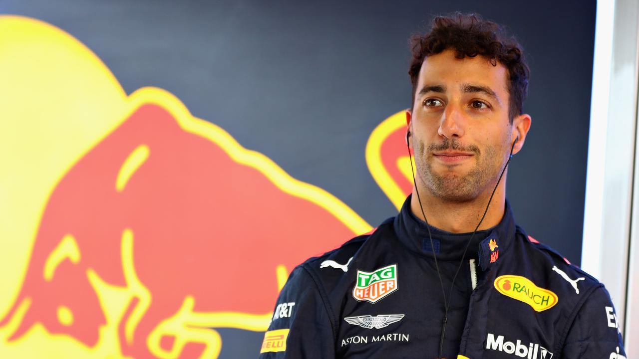 Daniel Ricciardo's season before and after his announcement is telling.