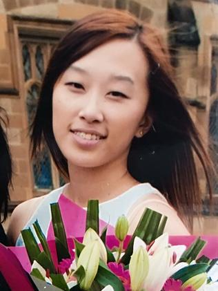 Sylvia Choi, who is reported to have taken the drug ecstasy, collapsed at the Stereosonic Music Festival at Sydney Olympic Park one week ago and later died in Concord Hospital. Picture: AAP Image/NSW Police, Choi Family