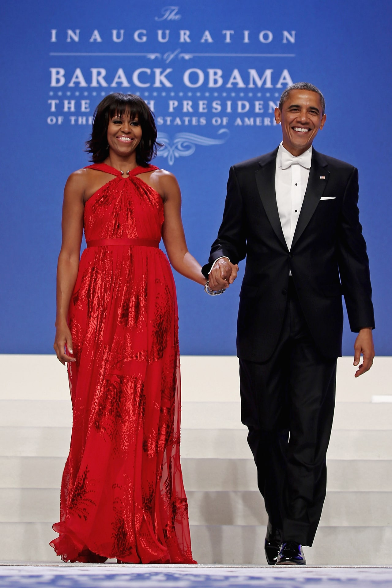 The style and substance of First Lady dressing