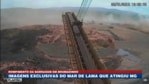 Toxic matter from the dam builds into a mudslide, leaving more than 100 dead and just over 200 missing.