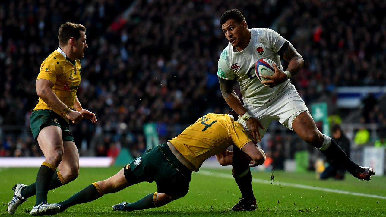 Nathan Hughes could miss England's crucial Tests against South Africa, New Zealand and Australia.