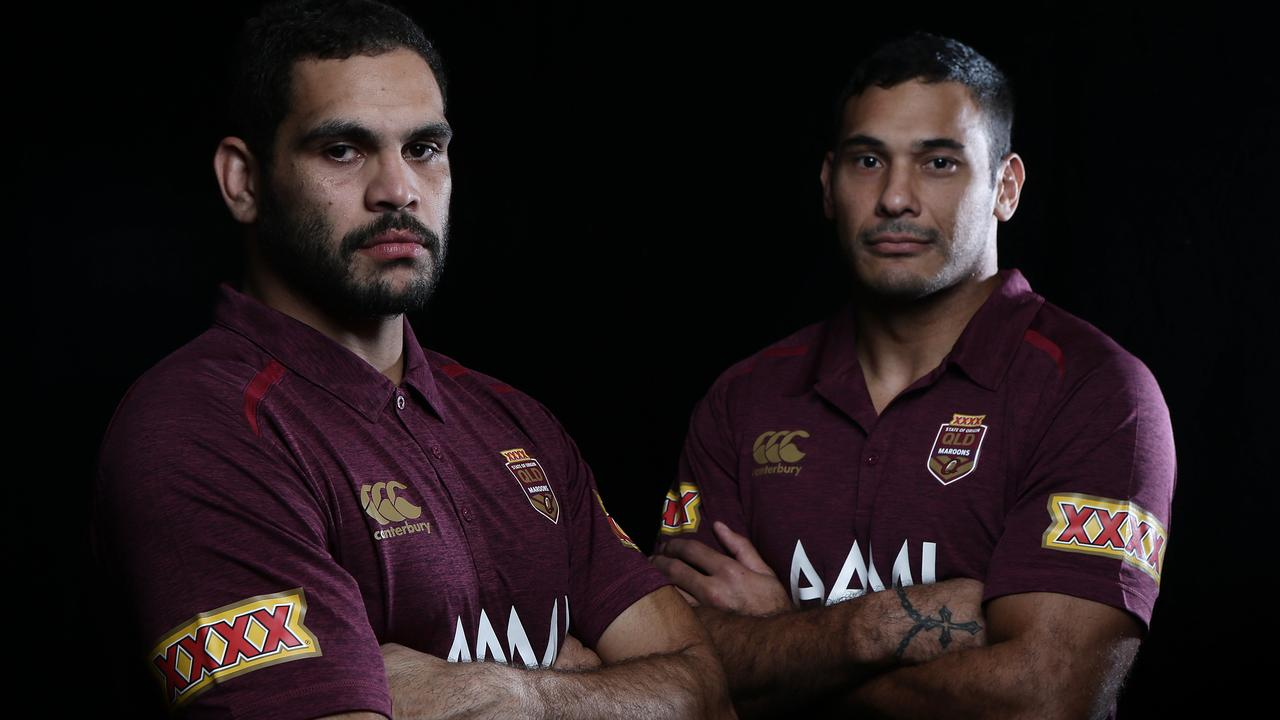Maroons legend Justin Hodges encouraged retired champion Greg Inglis to seek help after Magic Round