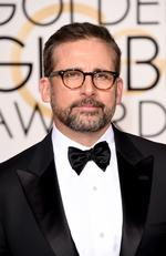 Steve Carell attends the 73rd Annual Golden Globe Awards held at the Beverly Hilton Hotel on January 10, 2016 in Beverly Hills, California. Picture: Jason Merritt/Getty Images