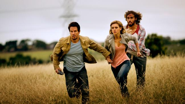 Wahlberg in The Age of Extinction. Picture: Paramount Pictures