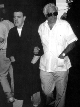 """The day mob boss Frank """"The Prime Minister"""" Costello ..."""