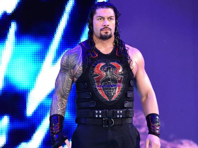 WWE Champion Roman Reigns