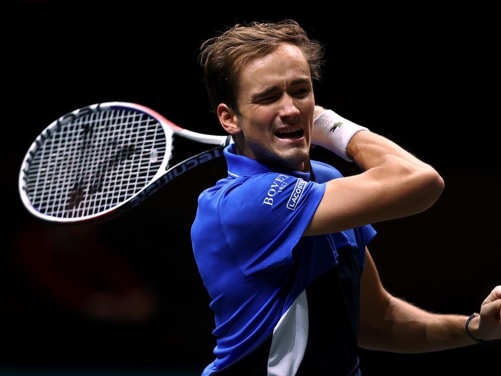 Tennis news: Daniil Medvedev coach walks out, Open 13 ...