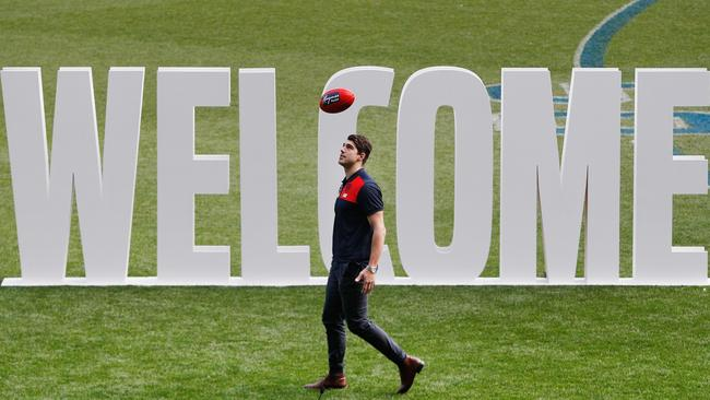 The AFL sending a clear message. Picture: Michael Dodge