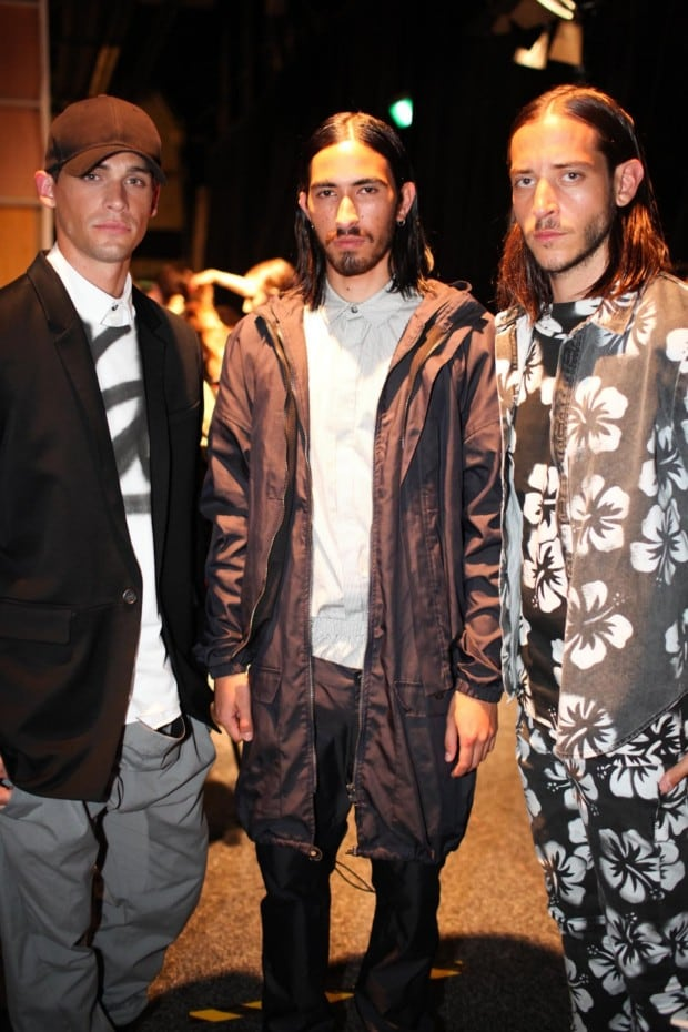 Ksubi Australian Fashion Shows S/S 2012/13