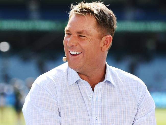 Warne could be working for his beloved Saints sooner rather than later.
