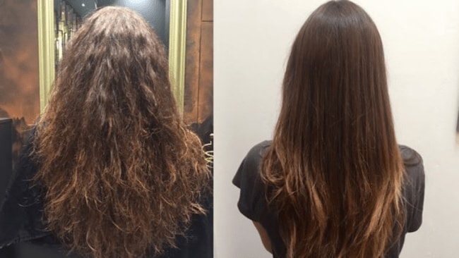 Keratin Hair Smoothing Treatment Means I Never Have To Style My Hair Again