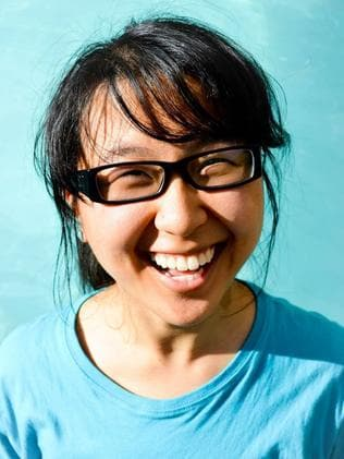 Fiona Ma was able to remain upbeat and message her friends and family during her terrifying ordeal.