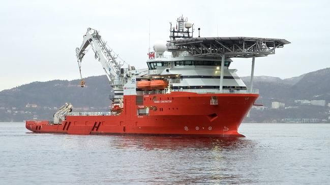 Ocean Infinity's Seabed Constructor was part of the search for the MH370.