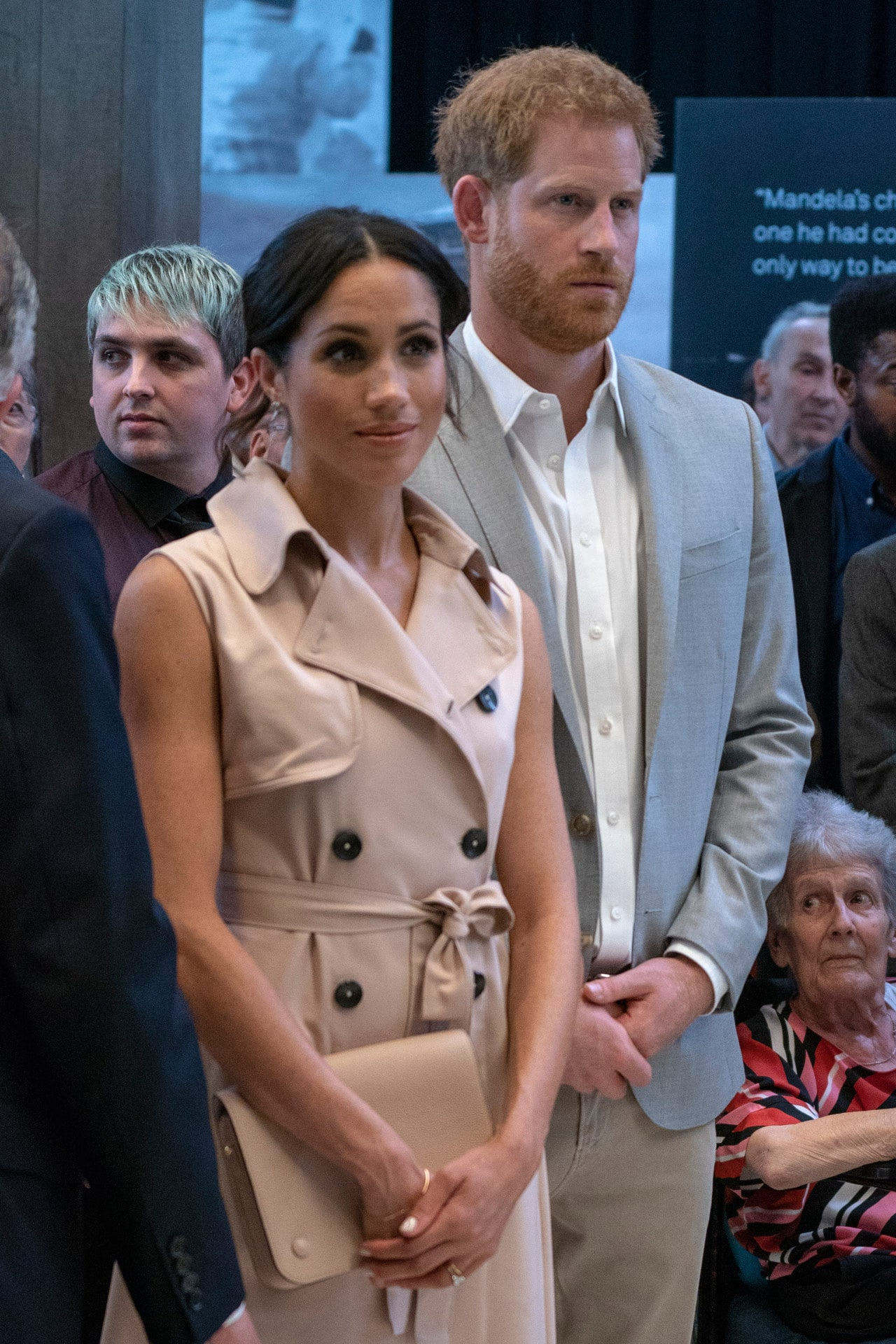 Watch Did Meghan Markle's New Pink Manicure Break RoyalTradition video
