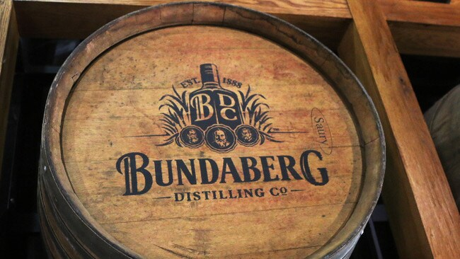 Bundaberg Rum announces new parental leave policy giving mums and dads six months paid leave.