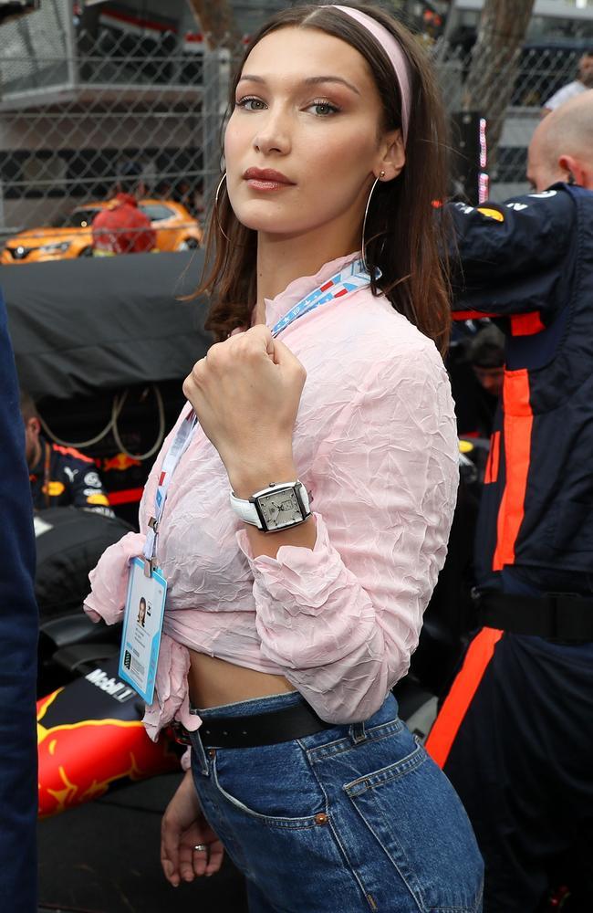 Bella Hadid plastic surgery: Model denies having fillers
