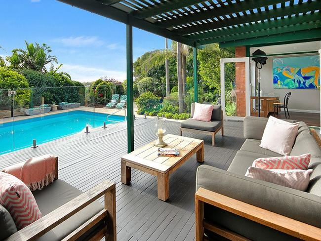 23 Yanko Ave, Bronte sold for about $11.5 million on Monday