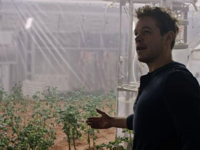 If Matt Damon can do it, so can the rest of us.