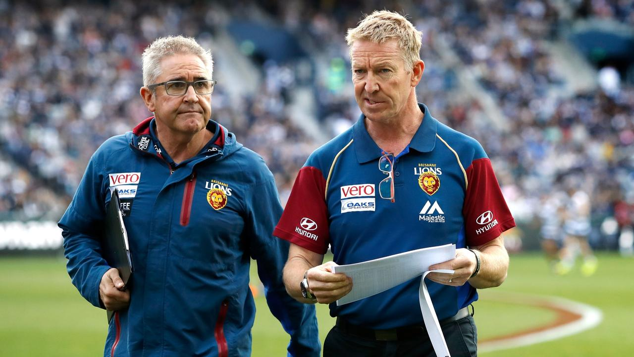 David Noble is the new North Melbourne coach. Photo: Adam Trafford/AFL Media/Getty Images.